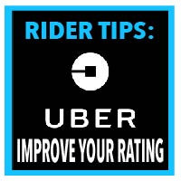 improve uber rating low increase