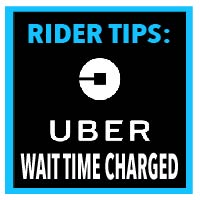 uber explained wait time rider tips