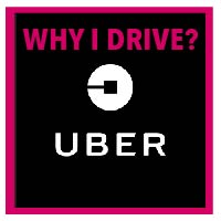 driving for uber, why be an uber driver